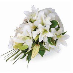 1719 Bouquet de liliums y complementos
