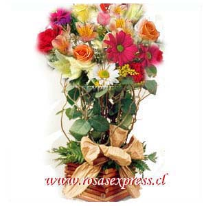 1736 Arreglo vegetativo primaveral